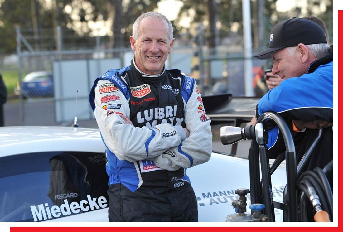 Andrew Miedecke - Miedecke Stone Motorsport